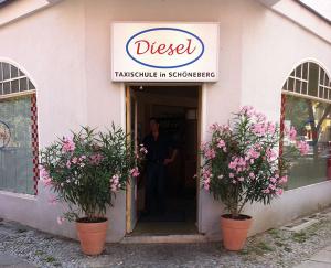 Diesel-Taxi